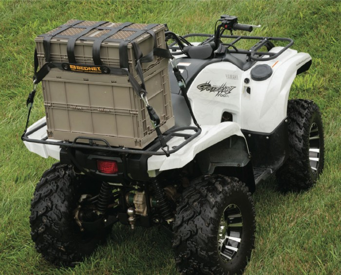 Bednet Compact Utility Pro for ATV UTV Cargo Safety
