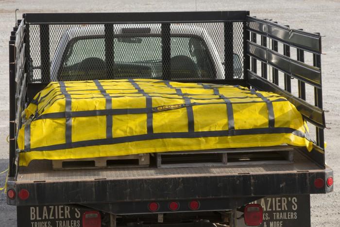 Bednet Stake Truck Net