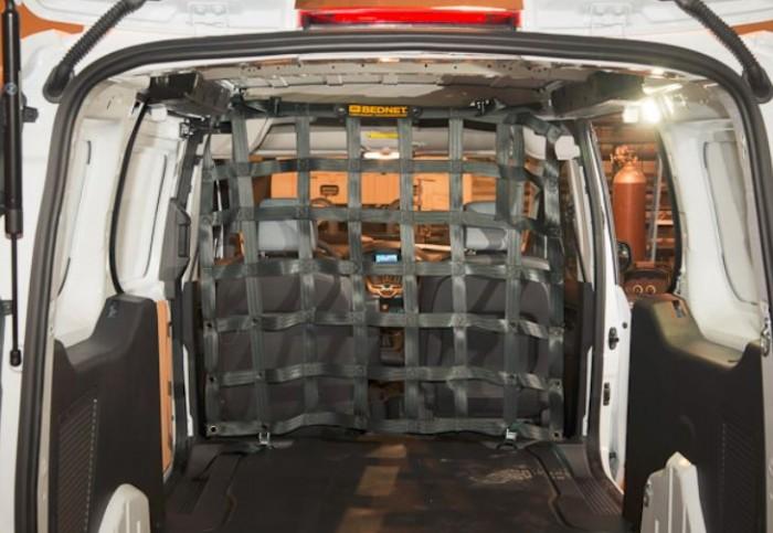 Bednet Cargo Van Bulkhead