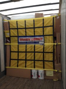 Hobby Lobby Custom Freight Saver Net