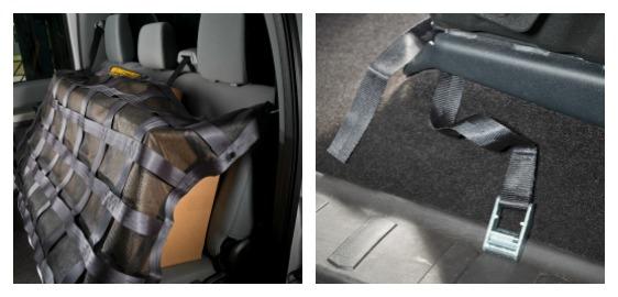 interior cargo restraint