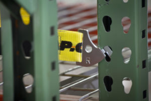 Rack Safety Hardware