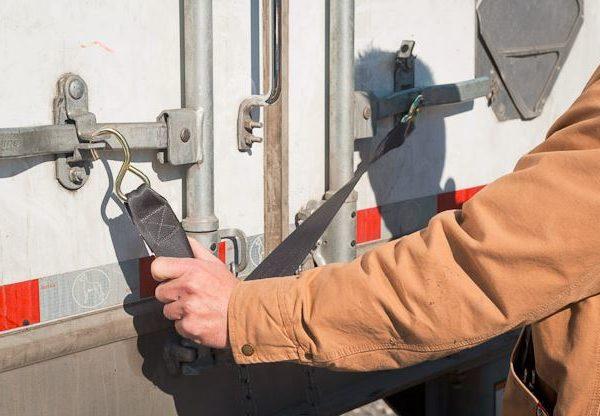 Freight Saver Door Safety Strap