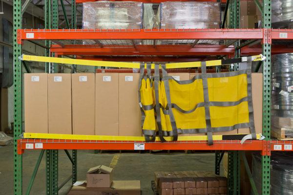 Rack Safety Net - Sliding
