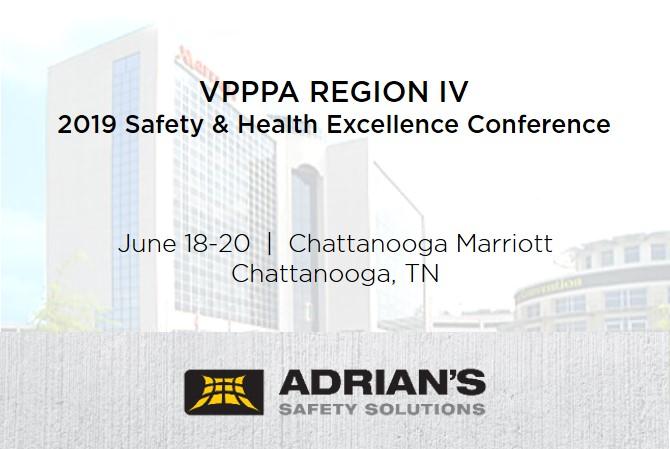 VPPPA Region IV - 2019 - Chattanooga - logo