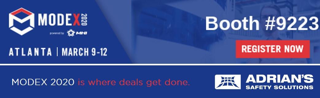 Modex 2020 - Where deals get done