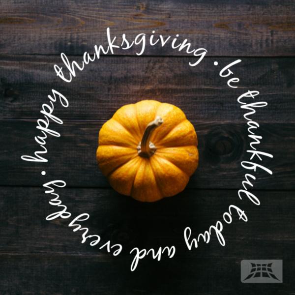 Thanksgiving 2019- ASBN