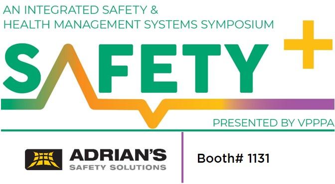 VPPPA Safety+ Symposium 2020 - Adrian's Safety