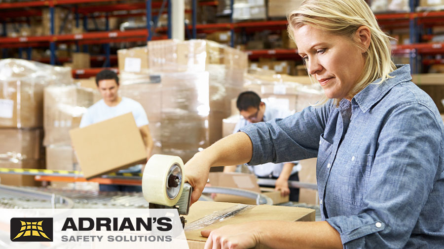 How to Maintain Productivity and Safety of Material Handling Workers